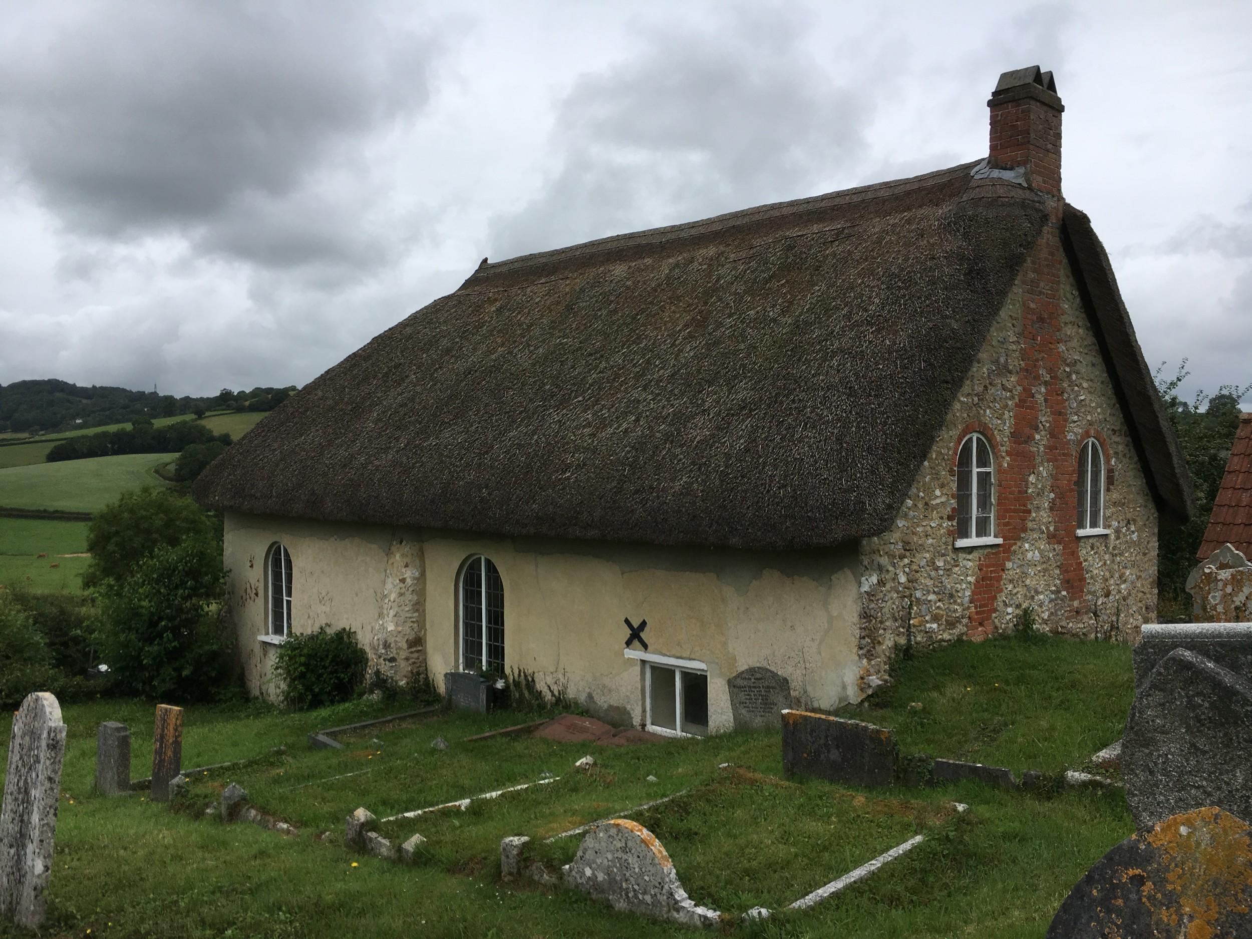lyme chapel exterior
